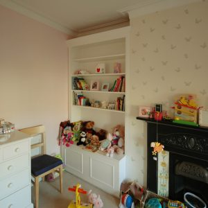 Fitted furniture by Lahart Carpentry