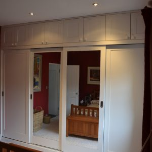 wardrobe carpentry bespoke