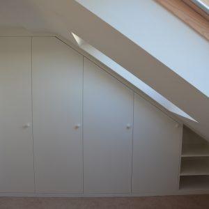 Custom built Loft furniture